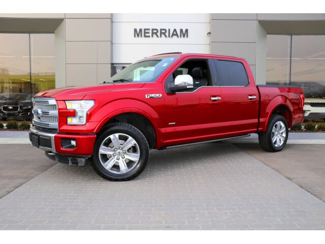 2016 Ford F-150 Platinum Kansas City KS