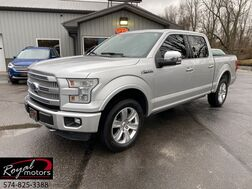 2016_Ford_F-150_Platinum_ Middlebury IN