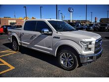 2016_Ford_F-150_Platinum_ Pampa TX
