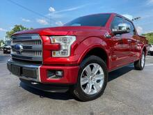 2016_Ford_F-150_Platinum_ Raleigh NC