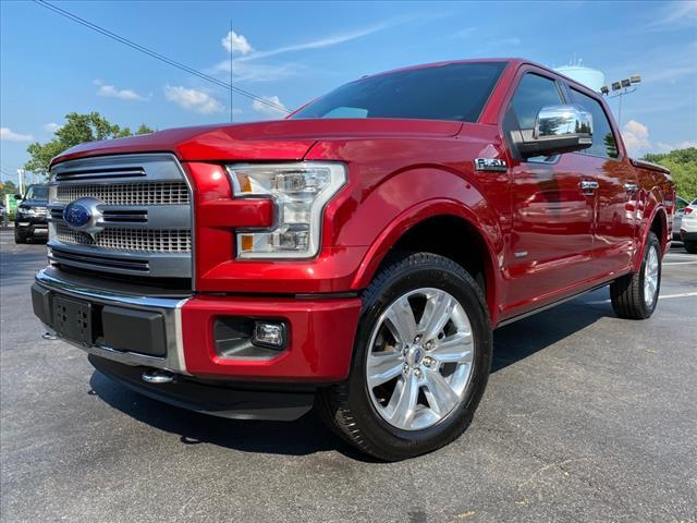 2016 Ford F-150 Platinum Raleigh NC