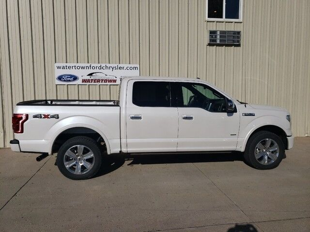 2016 Ford F-150 Platinum Watertown SD