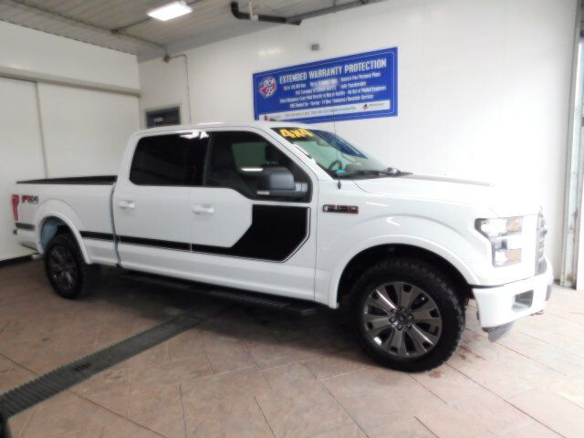 2016 Ford F-150 SPORT CREW NAVI Listowel ON