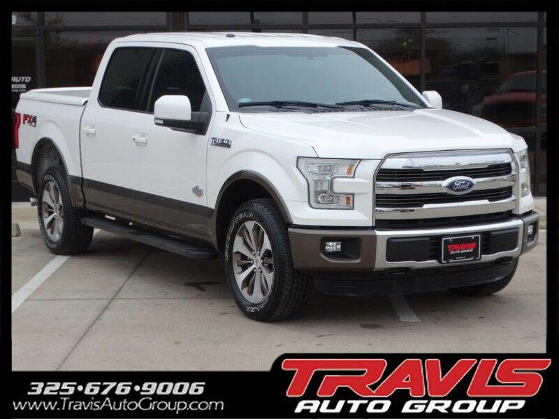 2016 Ford F-150 SUPER CREW KING RANCH FX4 Abilene TX