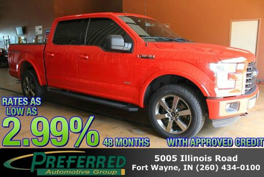 2016 Ford F-150 Sport Fort Wayne Auburn and Kendallville IN