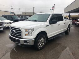 2016_Ford_F-150 SuperCrew_XLT V8 4WD_ Cleveland OH