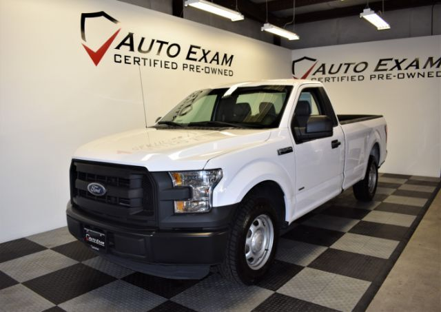 2016 Ford F-150 XL 8-ft. Bed 2WD Houston TX