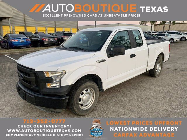 2016 Ford F-150 XL Houston TX