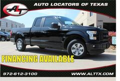 2016_Ford_F-150_XL_ Plano TX