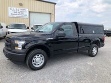 2016_Ford_F-150 XL Reg Cab 4x4 LWB w/ ARE Work Cap - Inverter_XL_ Ashland VA