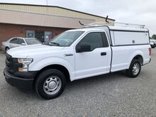 2016_Ford_F-150 XL Reg Cab Longbed w/ ARE Work Cap_XL_ Ashland VA