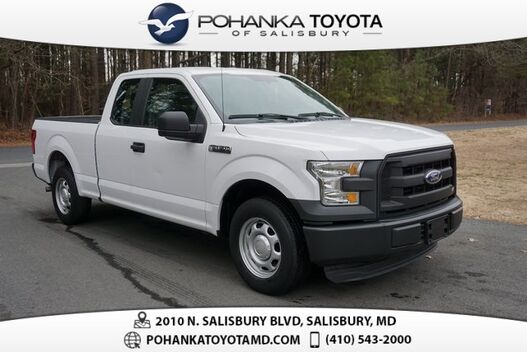 2016_Ford_F-150_XL_ Salisbury MD