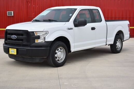 2016 Ford F-150 XL SuperCab 6.5-ft. Bed 2WD Houston TX