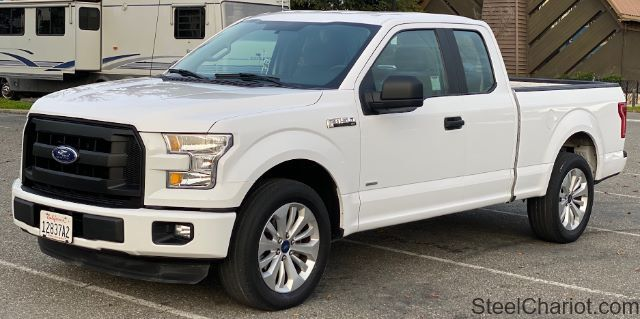 2016 Ford F-150 XL SuperCab 6.5-ft. Bed 2WD San Jose CA