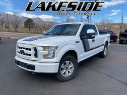 2016_Ford_F-150_XL SuperCab 6.5-ft. Bed 4WD_ Colorado Springs CO