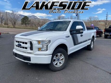 2016 Ford F-150 XL SuperCab 6.5-ft. Bed 4WD Colorado Springs CO