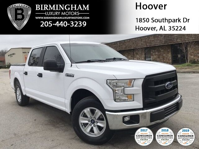 2016 Ford F-150 XL SuperCrew 5.5-ft. Bed 2WD Hoover AL