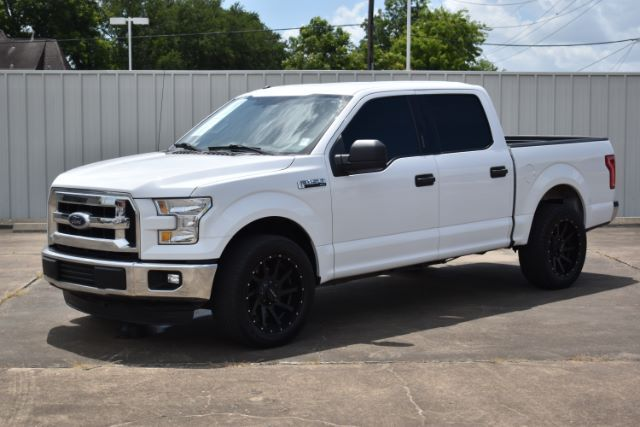 2016 Ford F-150 XL SuperCrew 5.5-ft. Bed 2WD Houston TX