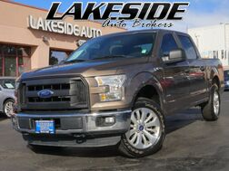 2016_Ford_F-150_XL SuperCrew 5.5-ft. Bed 4WD_ Colorado Springs CO