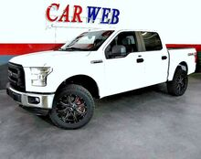 2016_Ford_F-150_XL SuperCrew 5.5-ft. Bed 4WD_ Fredricksburg VA