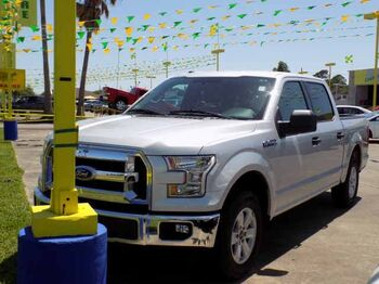 Ford F-150 XL SuperCrew 6.5-ft. Bed 2WD 2016