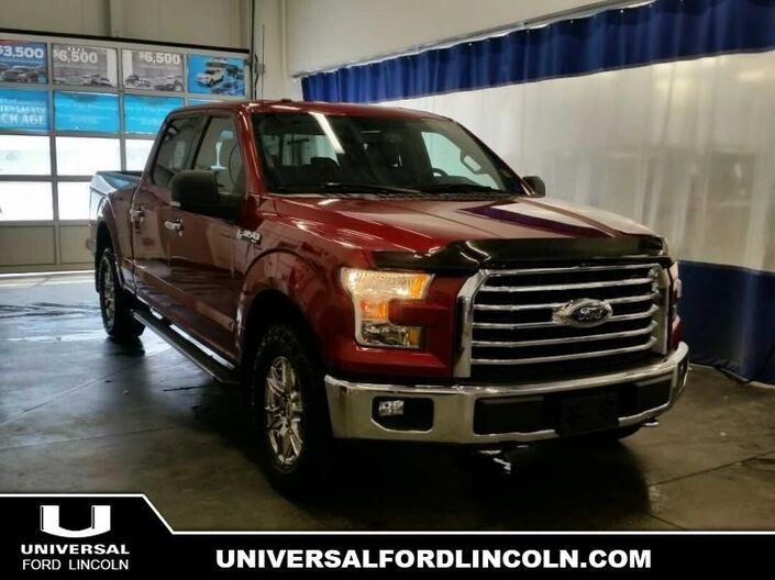 2016 Ford F-150 XLT  - Certified Calgary AB