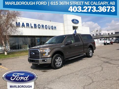 2016_Ford_F-150_XLT  - One owner - Certified_ Calgary AB