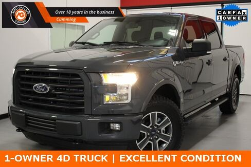 2016_Ford_F-150_XLT_ Gainesville GA