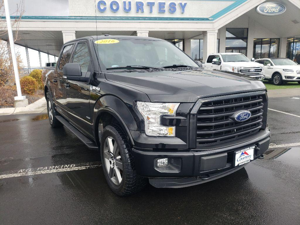 2016 Ford F-150 XLT 3.5 ECOBOOST Pocatello ID