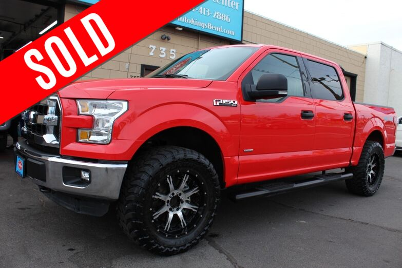 2016 Ford F-150 XLT 4WD SuperCrew Bend OR