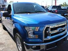 2016_Ford_F-150_XLT 4x2 4dr SuperCab 6.5 ft. SB_ Chesterfield MI