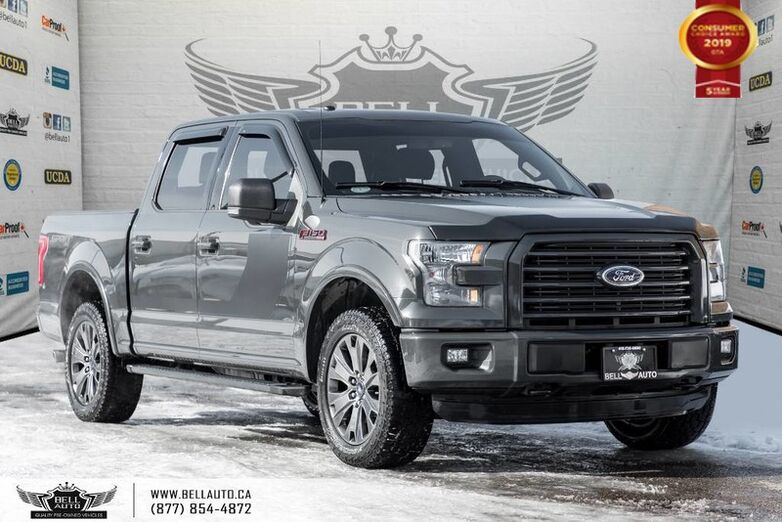 2016 Ford F-150 XLT, AWD, NAVI, BACK-UP CAM, SOLD, SOLD, SOLD Toronto ON