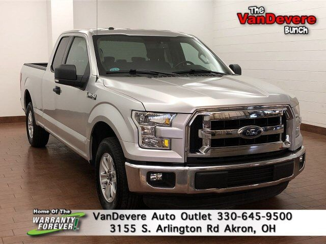 2016 Ford F-150 XLT Akron OH