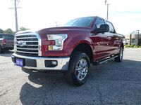 2016 Ford F-150 XLT Back Up Cam 4X4 Tonneau Cover