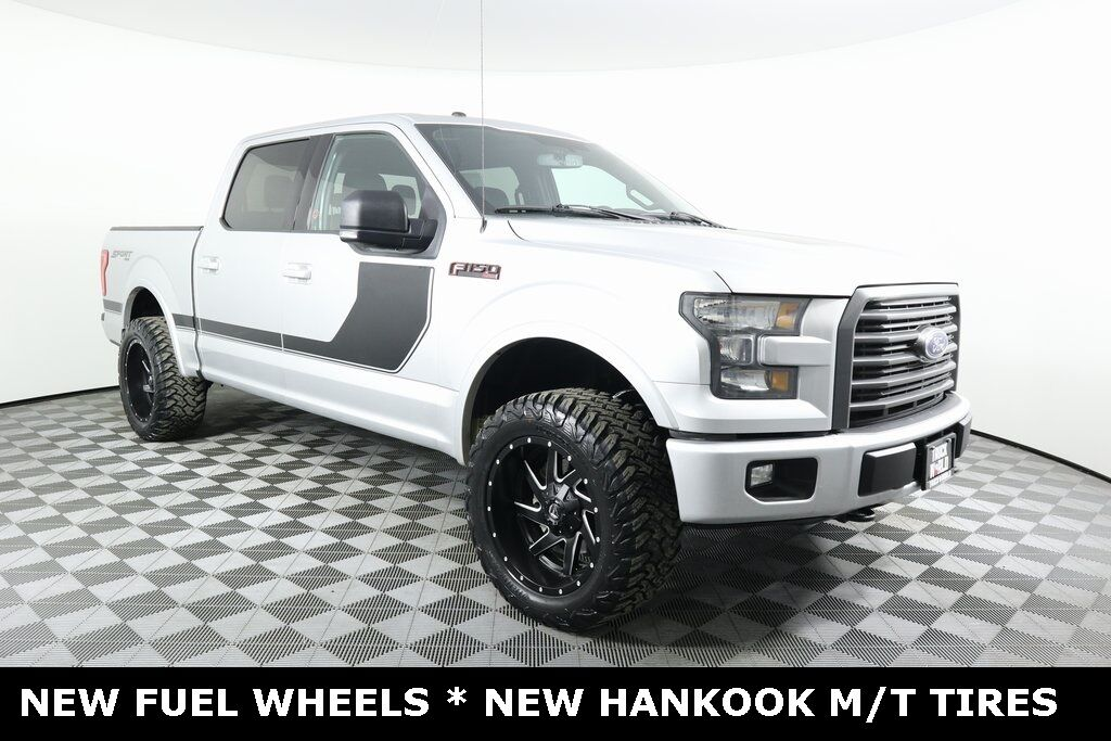 2016 Ford F-150 XLT Bountiful UT