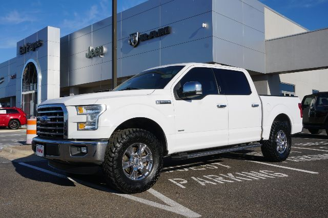 2016 Ford F-150 XLT Brownsville TX
