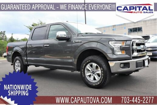 2016 Ford F-150 XLT Chantilly VA