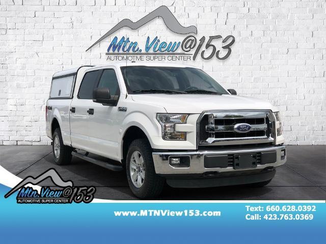 2016 Ford F-150 XLT Chattanooga TN