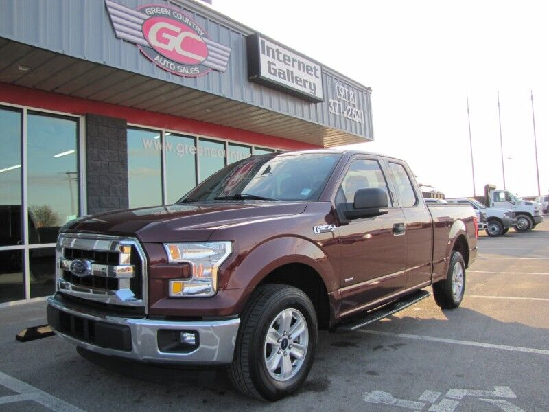 2016 Ford F-150 XLT Collinsville OK