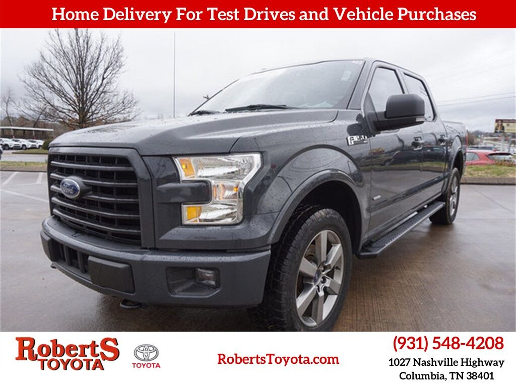 2016 Ford F-150 XLT Columbia TN
