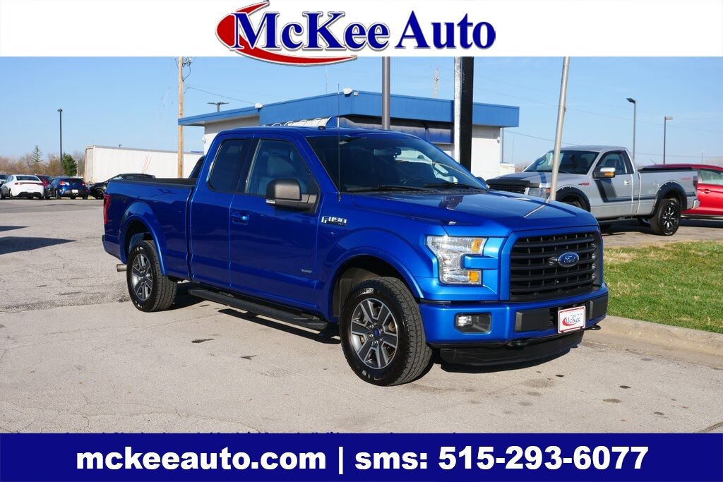 2016 Ford F-150 XLT Des Moines IA