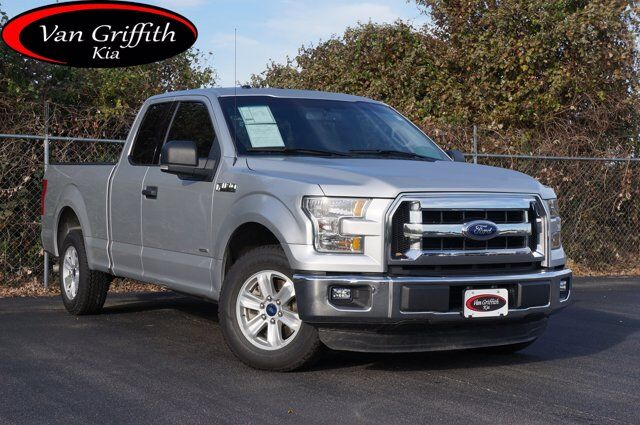 2016 Ford F-150 XLT EXT CAB