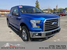 2016_Ford_F-150_XLT_ Elko NV