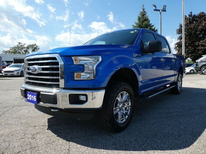 2016 Ford F-150 XLT Essex ON