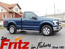 2016_Ford_F-150_XLT_ Fishers IN