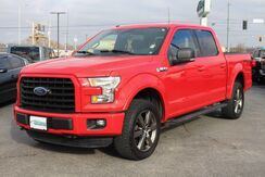 2016_Ford_F-150_XLT_ Fort Wayne Auburn and Kendallville IN