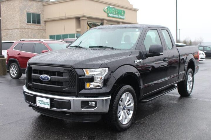 2016 Ford F-150 XLT Fort Wayne Auburn and Kendallville IN