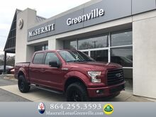 2016_Ford_F-150_XLT_ Greenville SC