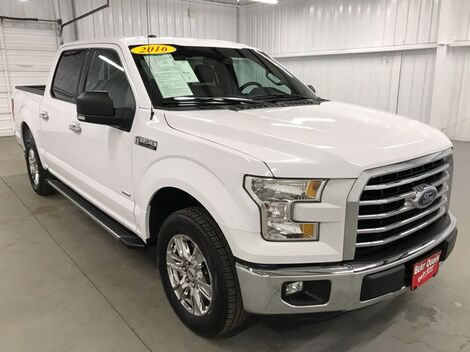 2016_Ford_F-150_XLT_ Harlingen TX