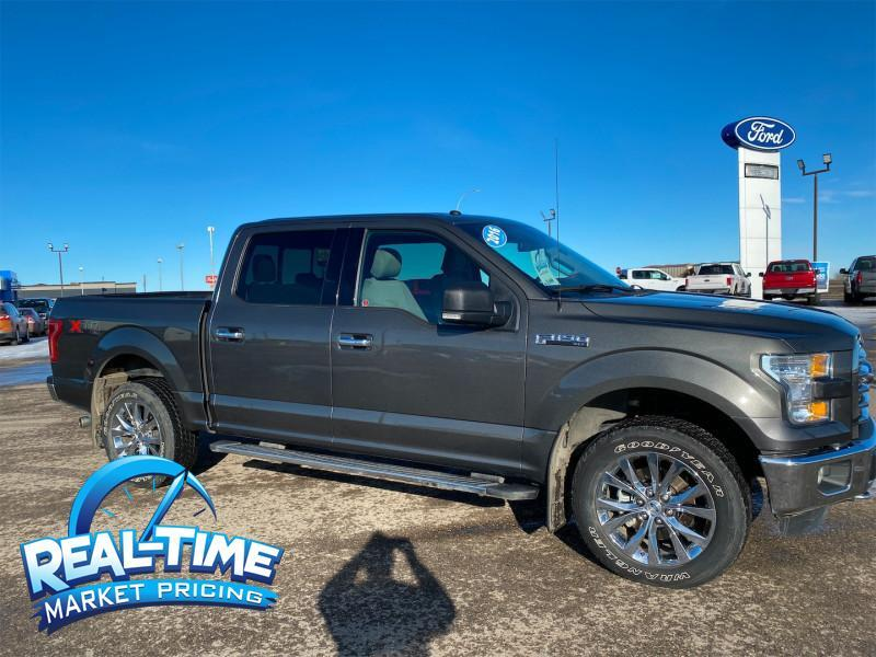 2016_Ford_F-150_XLT_ High River AB